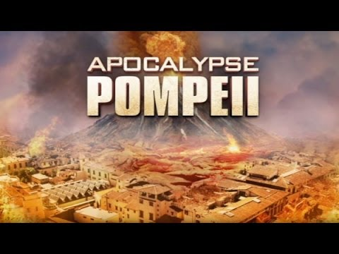 Apocalypse Pompeii - Original Trailer - Coming soon