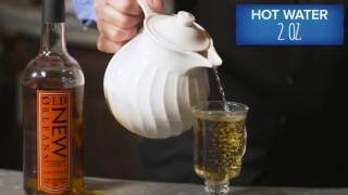 NOLA Eats: Hot Buttered Rum Cocktail
