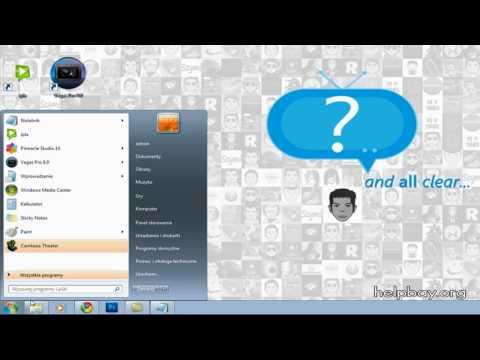 Jak skonfigurować klawiaturę Apple na Windows 7