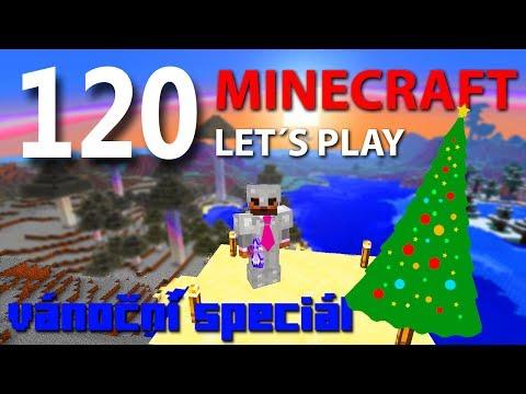 PG | Minecraft S01E120 – Vánoční speciál (CZ/FullHD)
