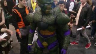 Madman Anime Festival Cosplay Imperfect Cell [4k]