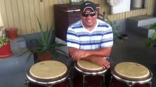 Richie Flores Plena caliente de Puerto Rico