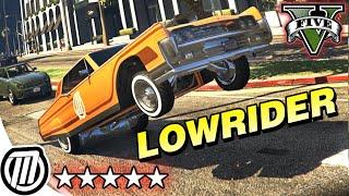 GTA 5 Online: Lowrider DLC Gameplay - HYDRAULICS, JUMPS & CHINO CUSTOMIZATION (PC 1080p)