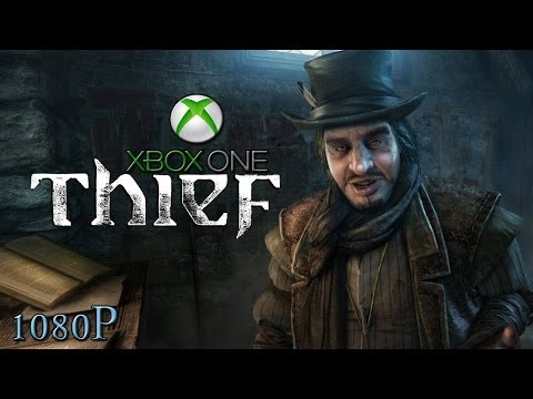 Thief Gameplay Xbox One Walkthrough 1080p The Bank Heist DLC ? Jewellery Heist and Playthrough