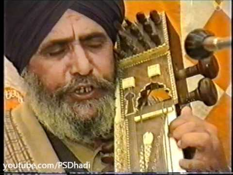 Naveen Bilaas Chand. Cries of Maharani Jinda. Sikh Raaj. Dhadi Gurdip Singh Sajan. Part 05.