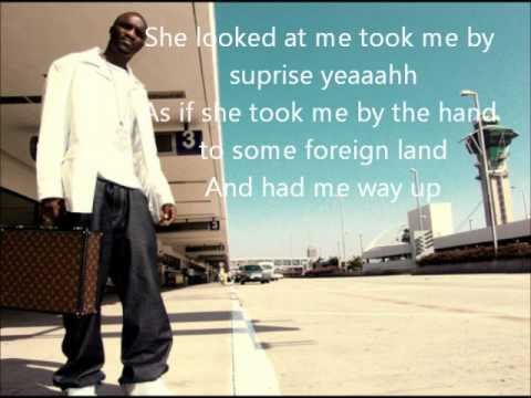 Akon feat. David Guetta - Angel (lyrics)