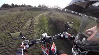 Vlog #58 KTM Freeride E-XC from 100 to 0 in batterylife %