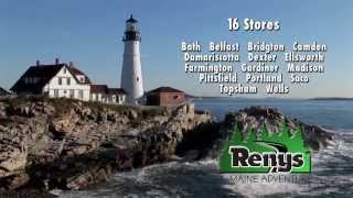 Renys: A Maine Adventure - The Rocketeers