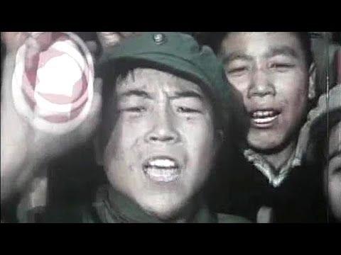 文化大革命-1.紅衛兵的誕生