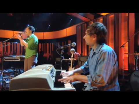 Grizzly Bear - Two Weeks (Live on Later... with Jools Holland)