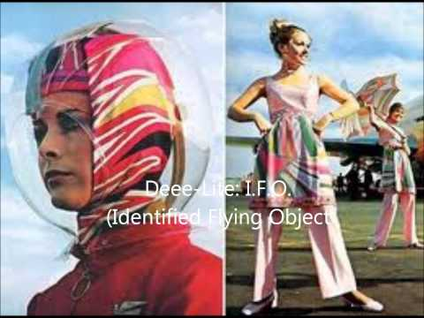 Deee Lite - I.F.O. (Identified Flying Object)