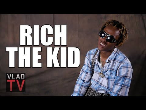 Rich The Kid on Working with Frank Ocean, Justin Bieber & Lil Wayne