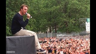 Gary Barlow - Back For Good (HQ - Party in The Park 1998)