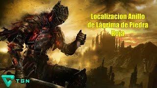 Dark Souls 3 | Anillo de Lágrima de piedra roja