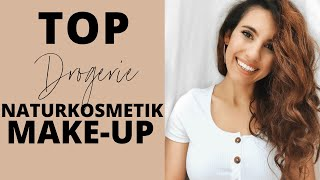 DROGERIE MUST-HAVES I Naturkosmetik Edition I Make-up