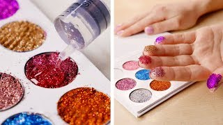 23 CRAZY DIY MAKEUP TRICKS