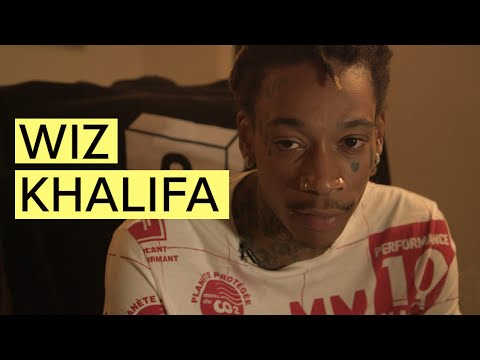 "Wiz Khalifa: Inside The ""Khalifa"" Album"