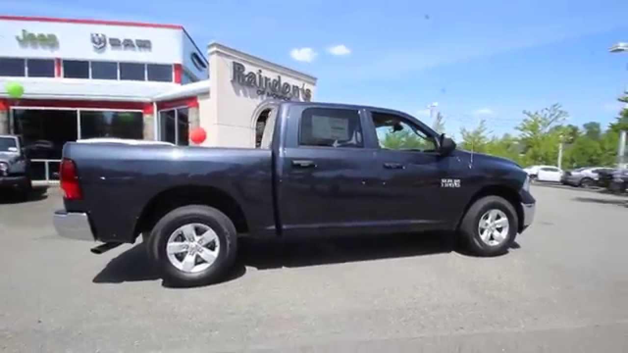 Ram 1500 Bumper >> 2014 Dodge Ram 1500 Express Crew Cab | Maximum Steel Metalic | ES204689 | Everett | Snohomish ...