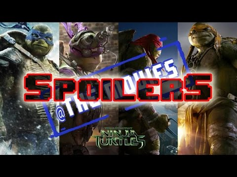 @The Movies - TMNT Spoiler Movie Review/Discussion