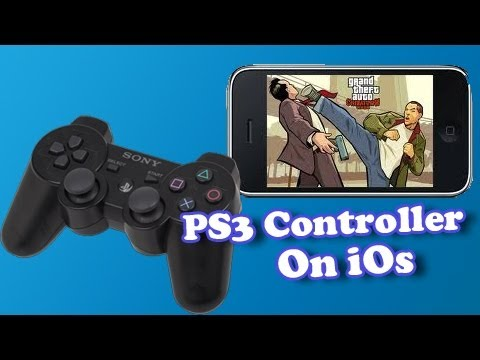 how to connect ps4 controller to iphone without jailbreak