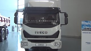 Iveco Eurocargo 75 E 19 P 4x2 Short cab (2016) Exterior and Interior in 3D