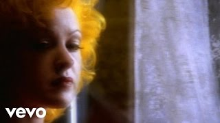 Клип Cyndi Lauper - I'm Gonna Be Strong