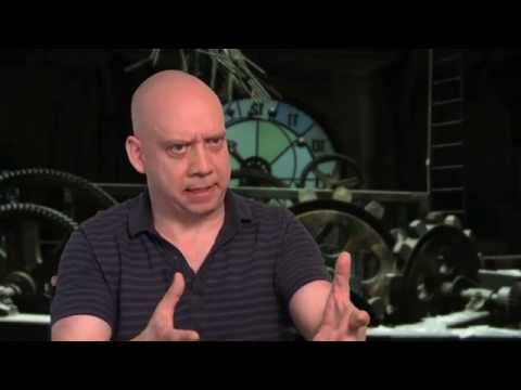 "The Amazing Spider-Man 2: Paul Giamatti ""Aleksei Sytsevich"" On Set Movie Interview"
