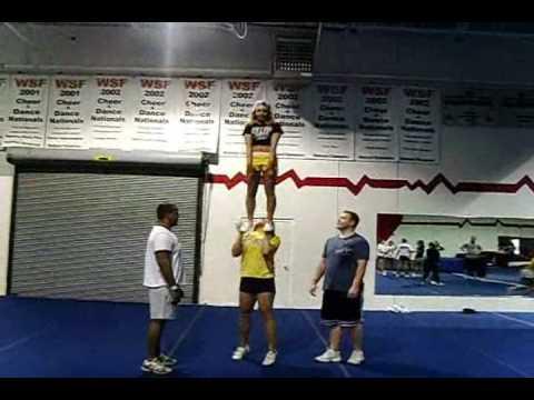 Partner Stunts For Beginners All Girl Partner Stunting