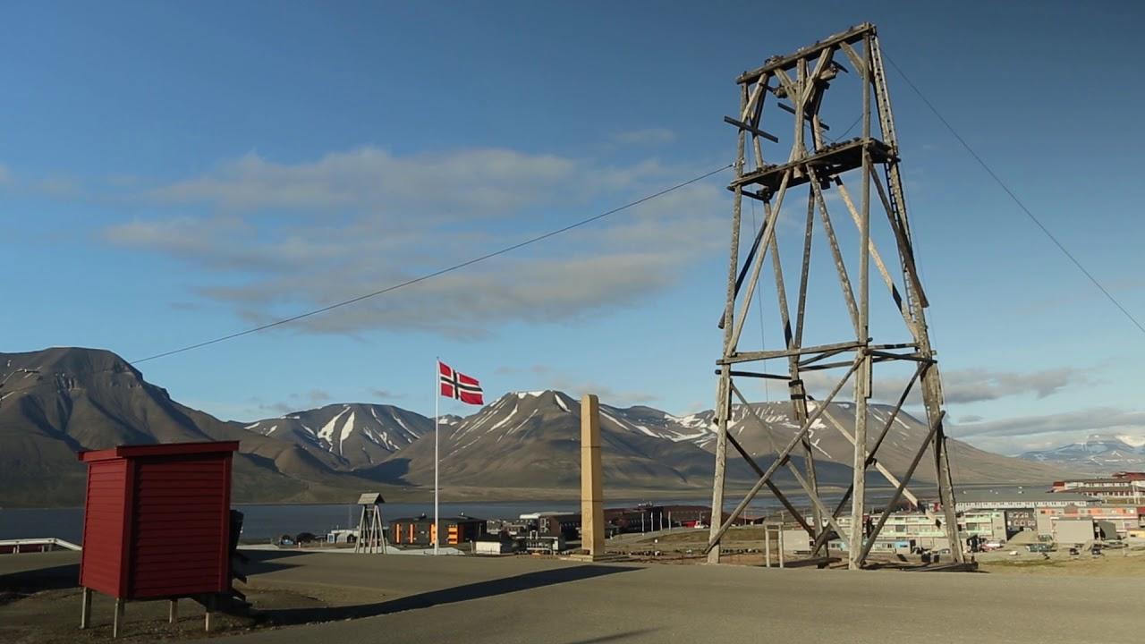Longyearbyens historie: Derfor heter det Skjæringa