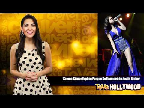 Selena Gómez Explica Porque Se Enamoro de Justin Bieber