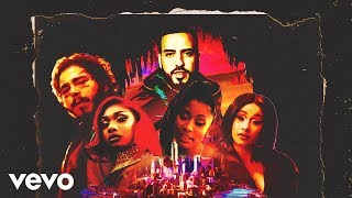 French Montana - Writing On The Wall (feat. Post Malone, Cardi B, Nicki Minaj & Megan The Stallion)