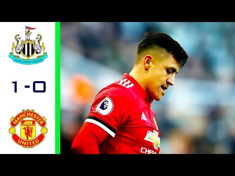 Newcastle vs Manchester United 1-0 All Goals and Highlights Epl 10/02/2018 HD