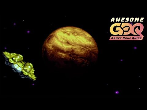 Super Metroid Reverse Boss Order by ShinyZeni in 1:06:02 - AGDQ2019