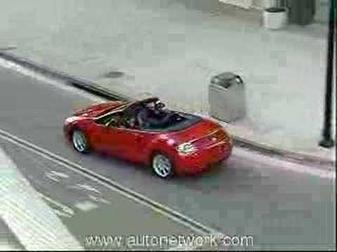 2007 Mitsubishi Eclipse Spyder, Car Review. Video