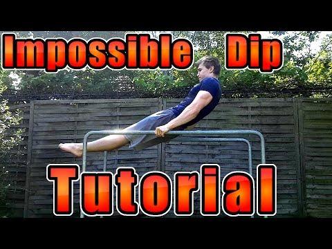 IMPOSSIBLE DIP Tutorial - EFFECTIVE Training & Progression