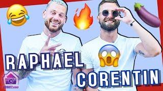 Raphaël et Corentin (LVDA3) : Qui est le plus fêtard ?