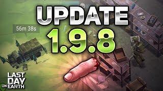 UPDATE 1.9.8! HOW TO OPEN BUNKER ALFA SECRET ROOM! - Last Day on Earth: Survival