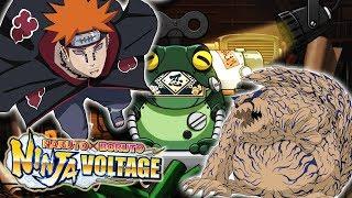 PAIN vs. THE SHUKAKU! MORE SUMMON TICKET MADNESS! | Naruto x Boruto Voltage - Android