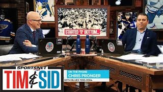 Blues Started From The Bottom Now They're Champions | Tim and Sid