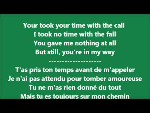 glee call me maybe paroles traduction youtube. Black Bedroom Furniture Sets. Home Design Ideas