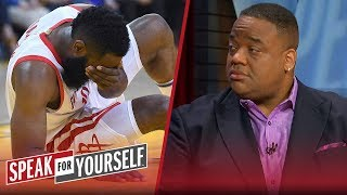 Harden wants sympathy over beating Warriors in this series — Whitlock | NBA | SPEAK FOR YOURSELF