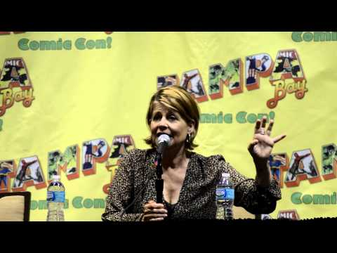 "Tampa Bay Comic Con-Linda Hamilton ""Terminator"" Panel"