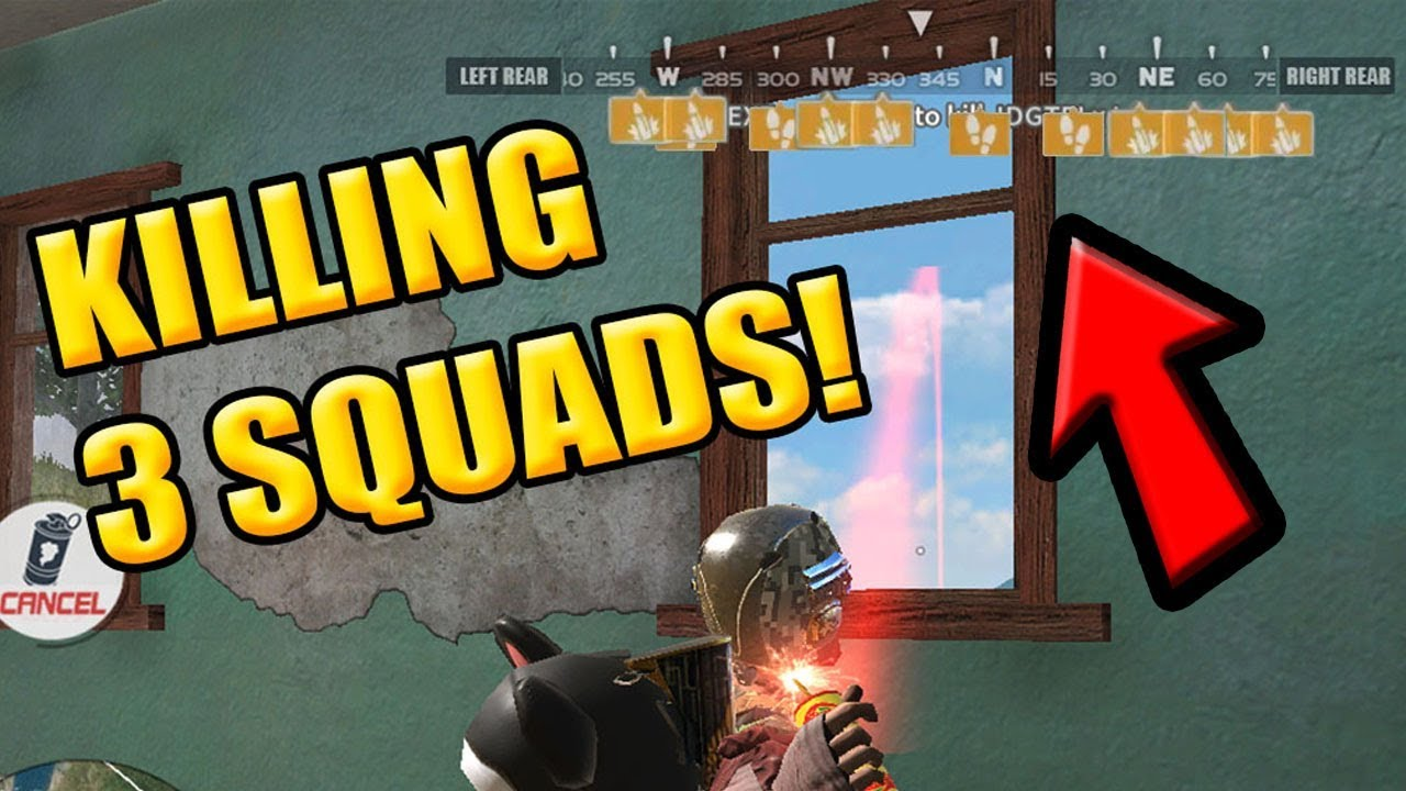 "KILLING 3 SQUADS! ""INSANE GAMEPLAY"" [TAGALOG] (Rules of Survival: Battle Royale)"