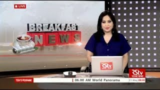 English News Bulletin – May 21, 2018 (8 am)