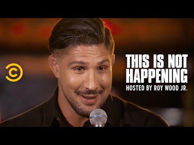 Brendan Schaub - The Biggest Fight of His Life - This Is Not Happening thumbnail