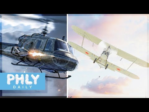 PO-2 Is UNDENIABLE 2-OP   PO-2 Vs Helicopters (War Thunder 1.81)