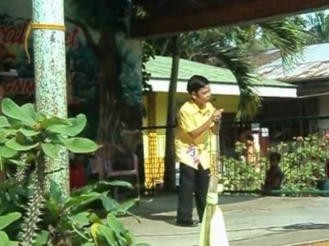 Cluster 1 Hes - A English Declamation 2012 video