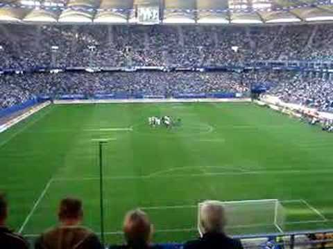 Hamburger SV vs. Juventus d.01.08.07, 1
