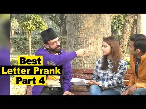 Best Letter Prank Part 4| Allama Pranks | Lahore TV | Pakistan | India | UK | USA | UAE | KSA thumbnail