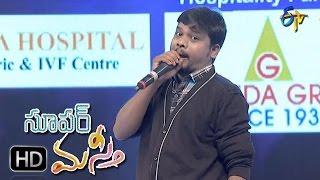 Imitation Raju Mimicry Performance | Super Masti | Bhimavaram | 19th March 2017  | ETV Telugu